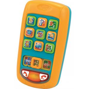 Jucarie interactiva LITTLE LEARNER Primul meu telefon mobil 4203T, 12 luni+, multicolor
