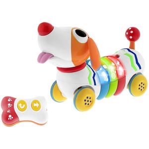 Jucarie interactiva cu telecomanda CHICCO Catelusul DogReMi, 1 - 4 ani, multicolor