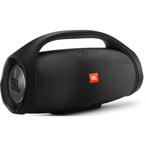Boxa portabila JBL Boombox, Bluetooth, Powerbank, Waterproof, NFC, negru