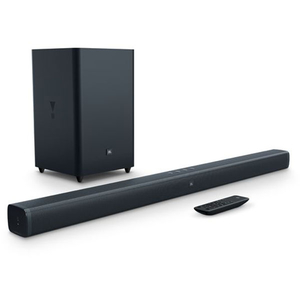 Soundbar 2.1 JBL Bar 2.1, 300W, Bluetooth, negru