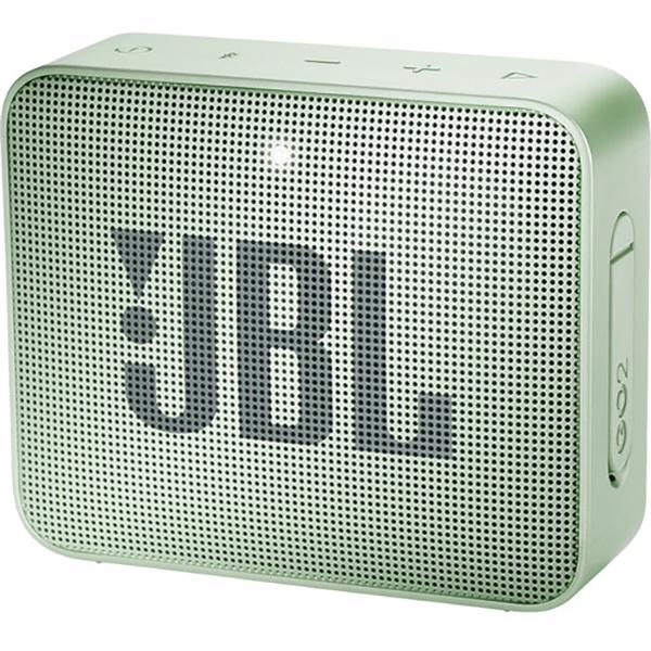 Boxa portabila JBL Go 2, Bluetooth, Waterproof, mint