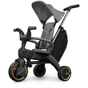 Tricicleta MAGSPACE Doona Liki Trike S3 SP53099030041, 10 luni - 3 ani, gri