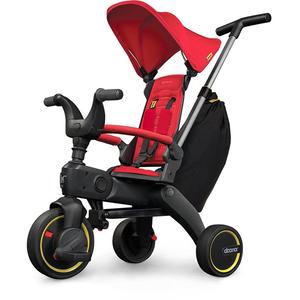 Tricicleta MAGSPACE Doona Liki Trike S3 SP53099031041, 10 luni - 3 ani, rosu