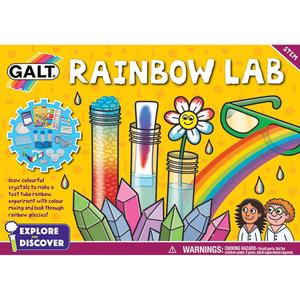 Set experimente GALT Rainbow lab, 5 ani+