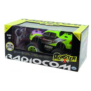 Masina cu radiocomanda RADIOCOM Pickup Monster 4 x 4 40650J, 3 ani+, multicolor