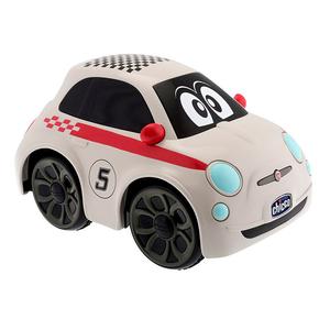 Jucarie CHICCO Masinuta cu telecomanda Fiat 500 RC Sport, 3 - 6 ani, alb