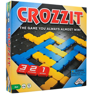 Joc de strategie IDENTITY GAMES Crozzit, 8 ani+, multicolor