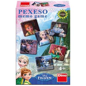 Joc de memorie DINO TOYS Frozen, 4 ani+, 48 piese