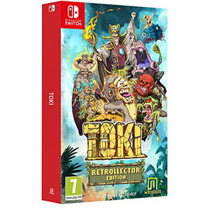 Toki Collectors Edition - Nintendo Switch