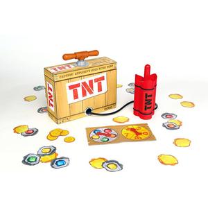Joc de societate OOBA TNT OB2030, 6 ani+, multicolor