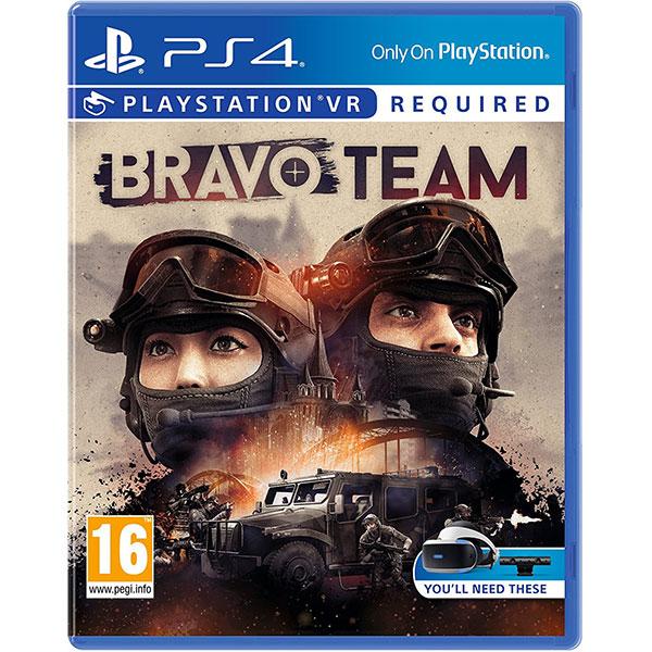 Bravo Team PS4 / PSVR
