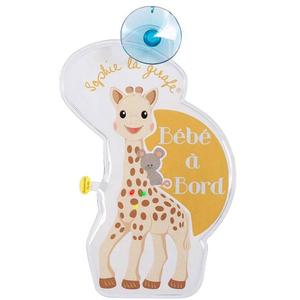 Semnal luminos VULLI Girafa Sophie cu leduri, multicolor