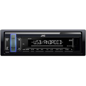 Media player auto JVC KD-X161, 4 x 50W, USB