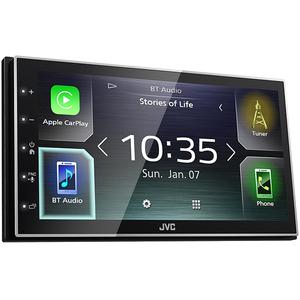 Media receiver auto JVC KW-M741BT, 4 x 50W, BT, USB