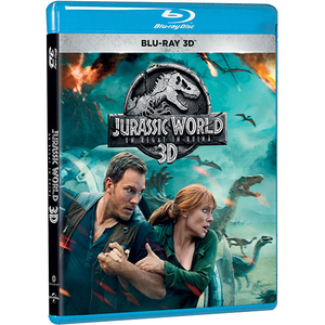 Jurassic World: Un regat in ruina Blu-ray 3D