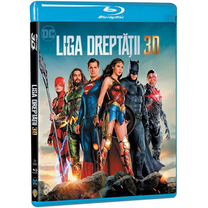 Liga Dreptatii Blu-ray 3D