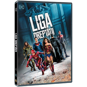 Liga Dreptatii DVD