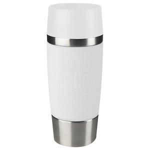 Recipient pentru bauturi TEFAL K3088114, 0.36l, otel, alb