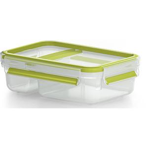 Caserola pentru iaurt TEFAL Clip&Go K3100712, 0.6l, plastic, transparent