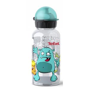 Sticla apa pentru copii TEFAL Tritan Monstrii K3170214, 0.4l, sticla, verde