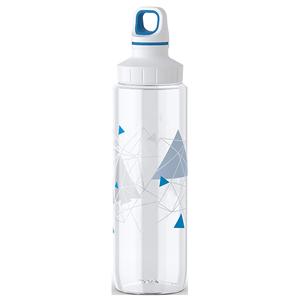 Sticla pentru bauturi TEFAL K3172212, 0.7l, plastic, alb-albastru