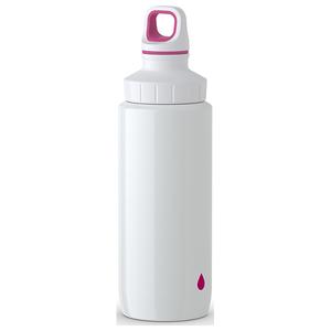 Sticla termos TEFAL Drink2Go SS K3194512, 0.6l, plastic, alb
