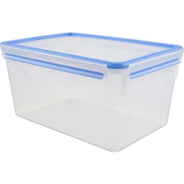 Caserola TEFAL Clip&Close K3022612, 8.2l, plastic, transparent
