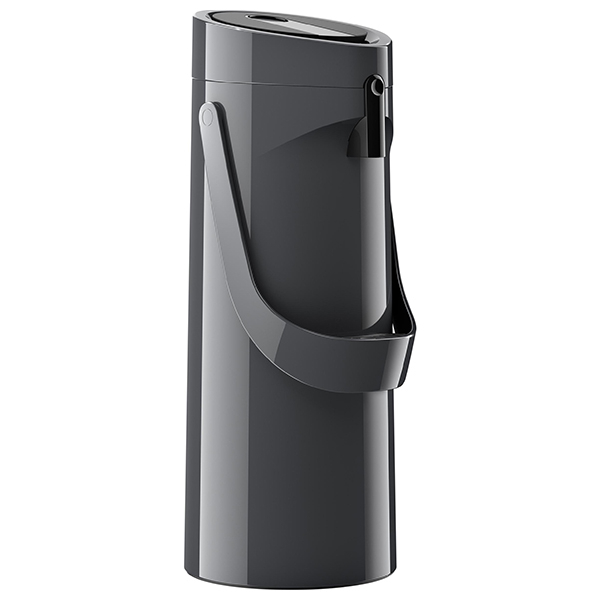 Prima Termos TEFAL Poza Pump K3140114, 1.9l, plastic, negru MN-99