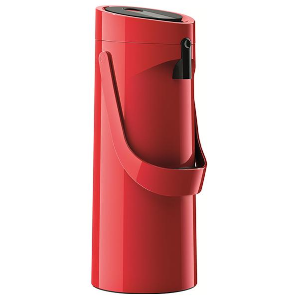 Populära Termos TEFAL Ponza Pump K3140314, 1.9l, plastic, rosu CW-88
