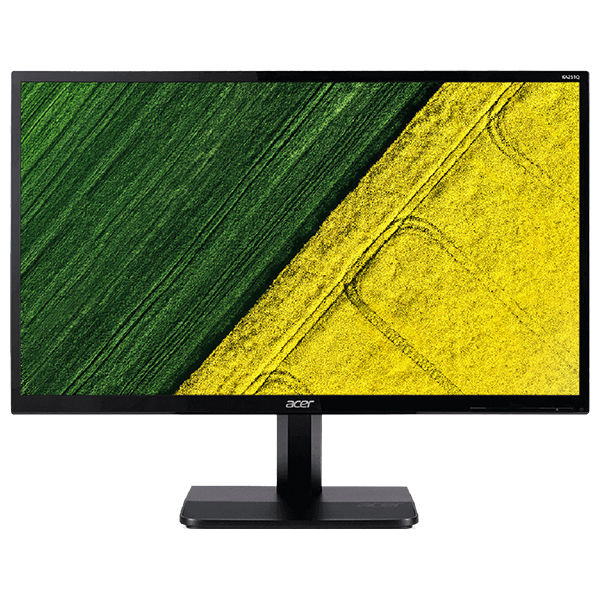 "Monitor LED TN ACER KA251QABD, 24.5"", Full HD, negru"