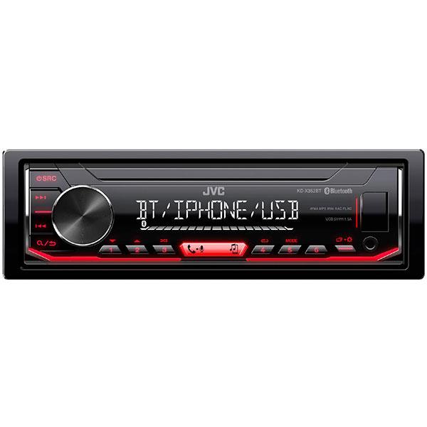 Player auto JVC KD-X352BT, 4 x 50W, BT, USB