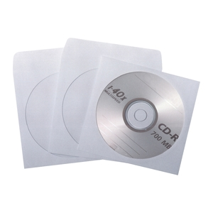 Plic CD/DVD autoadeziv VOLUM, CD/DVD, 1000 bucati
