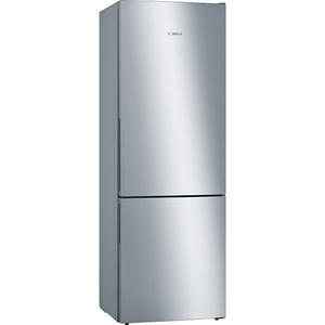 Combina frigorifica BOSCH KGE49VI4A, 412 l, 201 cm, A+++, inox