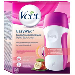 Kit electric pentru depilare cu ceara VEET Easy Wax