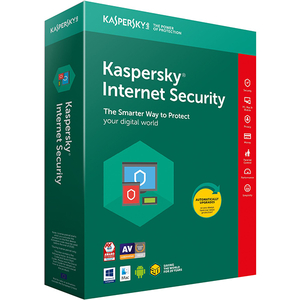 Kaspersky Internet Security, 1 an, 1 utilizator, Retail
