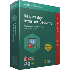 Kaspersky Internet Security, 1 an, 3 utilizatori, Retail
