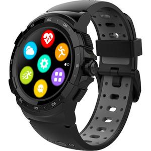 Smartwatch MYKRONOZ ZeSport2, Android/iOS, silicon, negru/gri