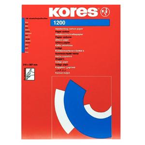 Hartie copiativa KORES, A4, 100 file, albastru