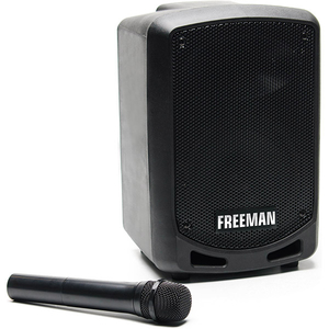 Boxa FREEMAN Karaoke 1001 Mini, Bluetooth, USB, Radio FM , negru