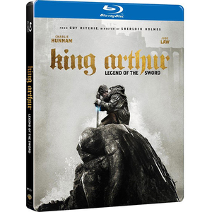 King Arthur: Legenda sabiei Blu-ray 3D Steelbook