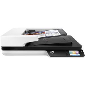Scanner HP ScanJet Pro 4500 fn1, A4, USB, alb