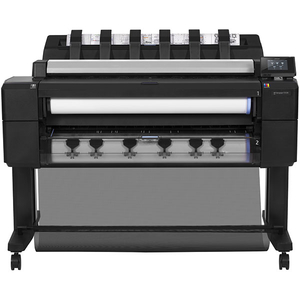 Plotter multifunctional HP DesignJet T2530 36 inch, A1, Retea