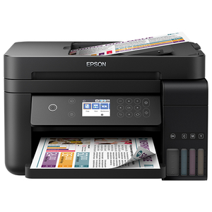 Multifunctional inkjet color EPSON EcoTank ITS L6170 CISS, A4, USB, Wi-Fi