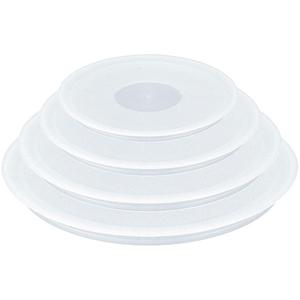 Set capace TEFAL Ingenio L9019222, 3 piese, 16-20cm, plastic, alb
