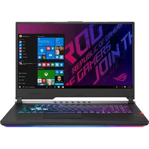 "Laptop Gaming ASUS ROG Scar G731GW-H6161T, Intel Core i7-9750H pana la 4.5GHz, 17.3"" Full HD, 16GB, SSD 1TB, NVIDIA GeForce RTX 2070 8GB, Windows 10 Home, Gunmetal"