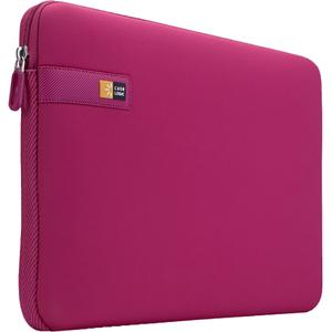"""Husa laptop CASE LOGIC LAPS-113 PINK, 13.3"""", roz"""