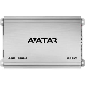 Amplificator auto AVATAR ABR 360.4, 4 canale, 360W