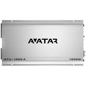 Amplificator auto AVATAR ATU 1000.4D, 4 canale, 1000W