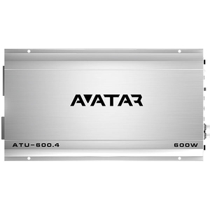 Amplificator auto AVATAR ATU 600.4, 4 canale, 600W