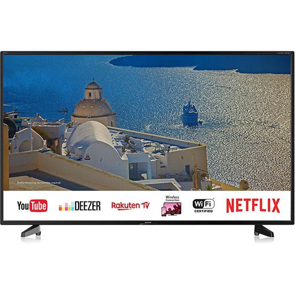 Televizor LED Smart Ultra HD 4K, HDR, 127 cm, SHARP LC-50UI7422E